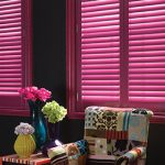 Pink shutter blinds feature image