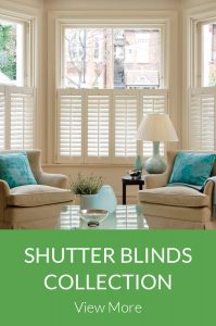 Cream shutter blinds collection image