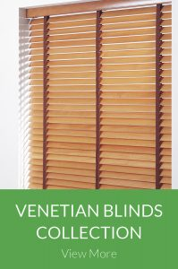 Venetian wooden blinds collection image