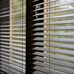 Bespoke blinds: black blinds