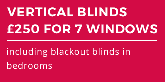 brixham blinds offer vertical blinds
