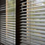 Bespoke blinds: black blinds