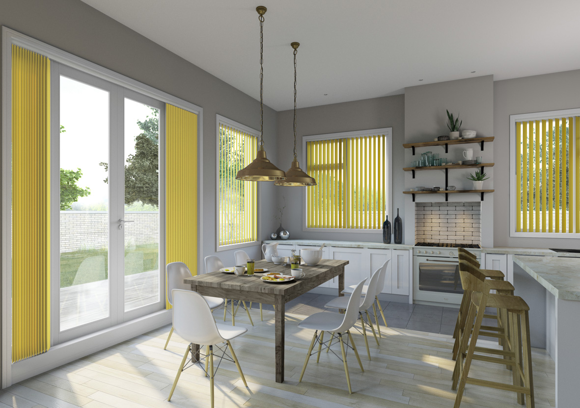 Finding The Perfect Kitchen Window Blinds In Coventry Brixham Blinds